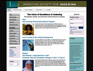 asindexing.org screenshot