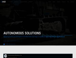 asirobots.com screenshot