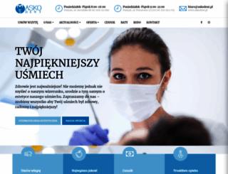 askodent.pl screenshot