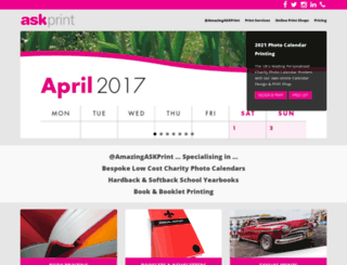 askprint.co.uk screenshot