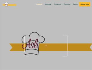 asliborek.com screenshot
