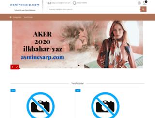asminesarp.com screenshot