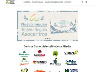 asocentros.com.co screenshot