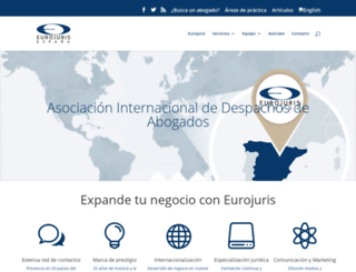 asociacion-eurojuris.es screenshot