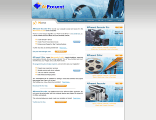 asoftpresent.com screenshot
