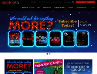 asolorep.org screenshot