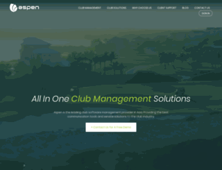 aspen.com.hk screenshot