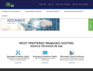 aspgulf.com screenshot