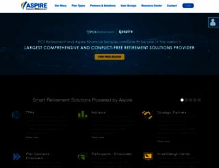 aspireonline.com screenshot