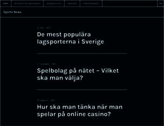 asportsnews.com screenshot