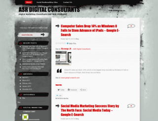 asrdigital.wordpress.com screenshot