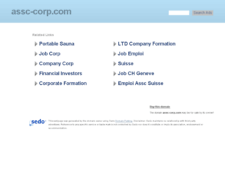assc-corp.com screenshot