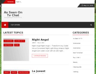 asseenontvchat.com screenshot