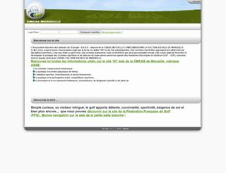 assegolf.fr screenshot