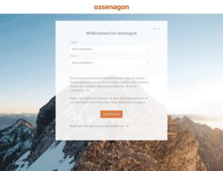 assenagon.com screenshot