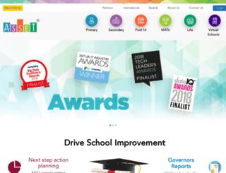 assetforschools.org screenshot