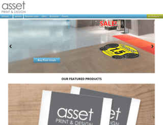 assetprint.co.za screenshot
