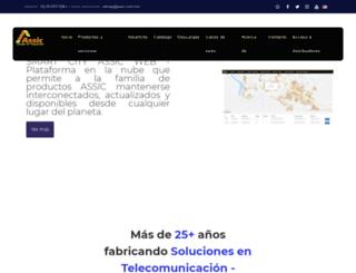 assic.com.mx screenshot