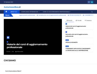 assicuriamocibene.it screenshot
