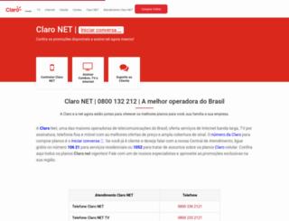 assinenet.com.br screenshot