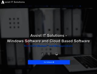assist-its.co.uk screenshot