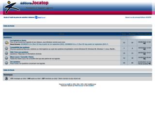 assistance.jocatop.fr screenshot