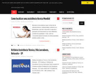 assistenciatecnicabrasil.com.br screenshot