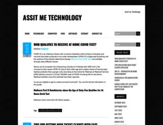 assistmeditechclients.com screenshot