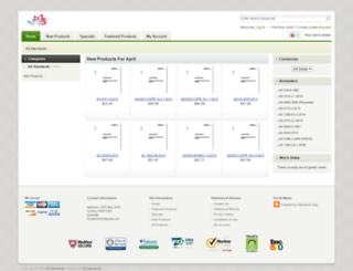 asstandards.com screenshot
