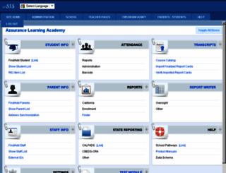 assurance.plsis.com screenshot