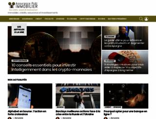assurancepretimmobilier.fr screenshot