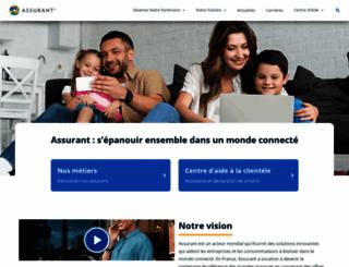 assurantsolutions.fr screenshot