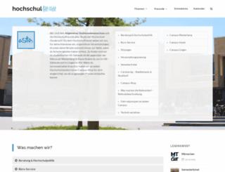 asta.hs-osnabrueck.de screenshot