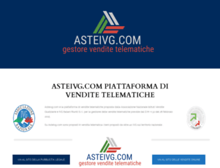 asteivg.it screenshot