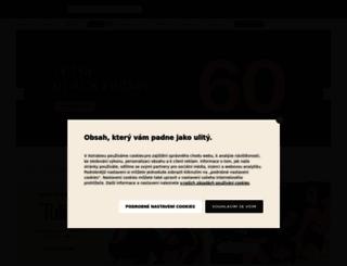 astratex.cz screenshot
