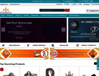 astrodevam.com screenshot
