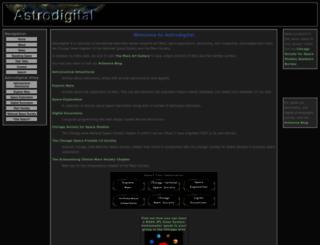 astrodigital.org screenshot
