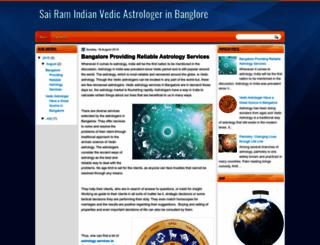 astrologervarma.blogspot.in screenshot