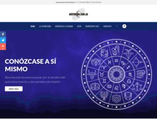 astrologia.com.co screenshot