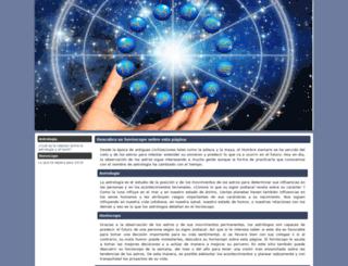 astrologiaehoroscopo.com screenshot