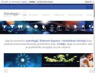 astrologijaibahovekapi.com screenshot