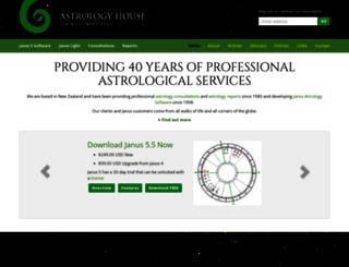 astrology-house.com screenshot