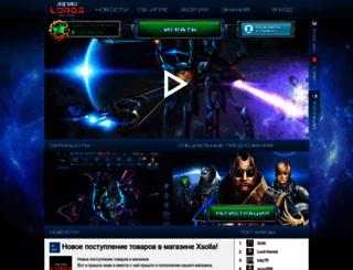 astrolords.ru screenshot