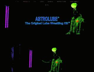astrolube.com screenshot
