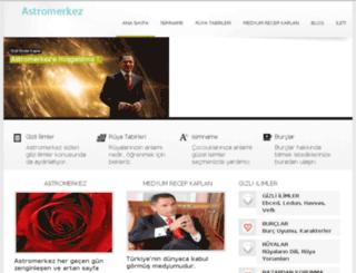 astromerkez.com screenshot