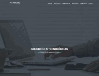 astronesoft.com screenshot