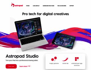 astropad.com screenshot