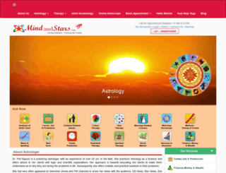 astropoint.mindandstars.com screenshot