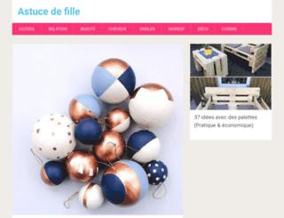 astucedefille.com screenshot