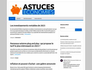astuces-economies.com screenshot